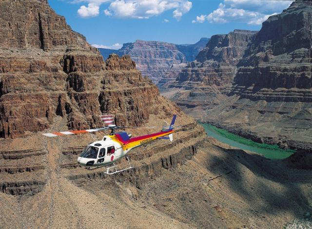 Helicopter Tours from Las Vegas