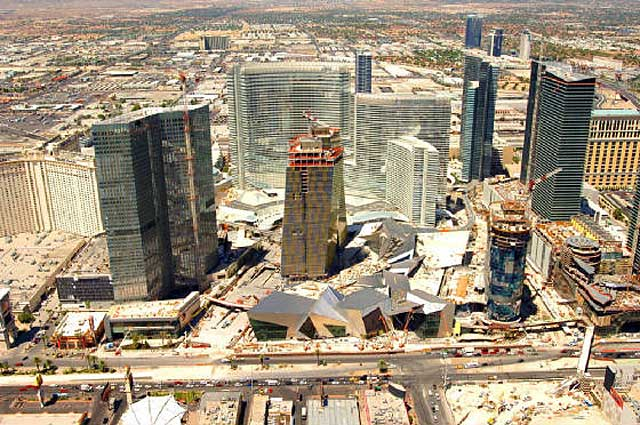new casino projects in las vegas