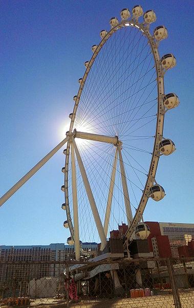 Skyvue Ferris Wheel Las Vegas
